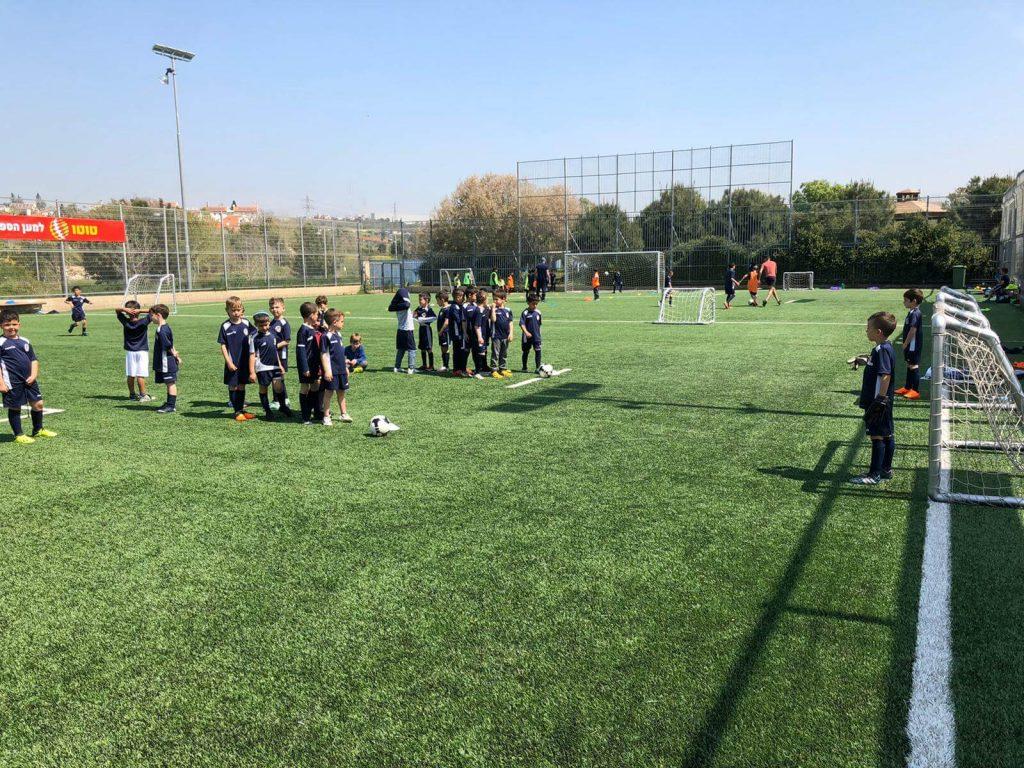 דור העתיד - אימוני כדורגל אישיים וקבוצתיים (6)